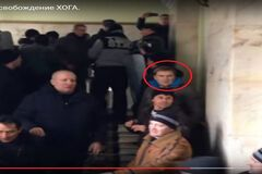 Скандал: заступника Авакова побачили на компрометуючому відео