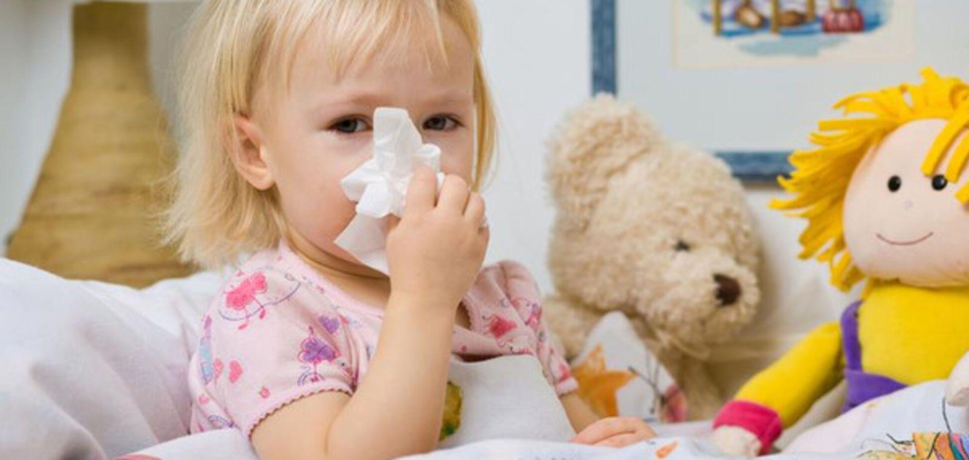 Не треба боятися: Комаровський про часті застуди дитини