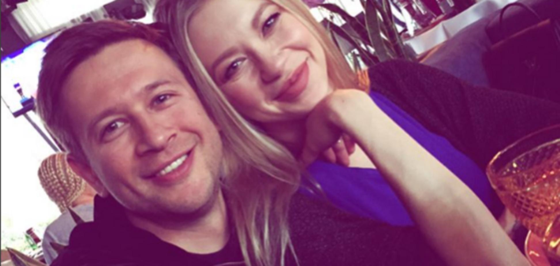 Самая младшая Ступка: Полина Логунова поделилась первой фотографией с новорожденной