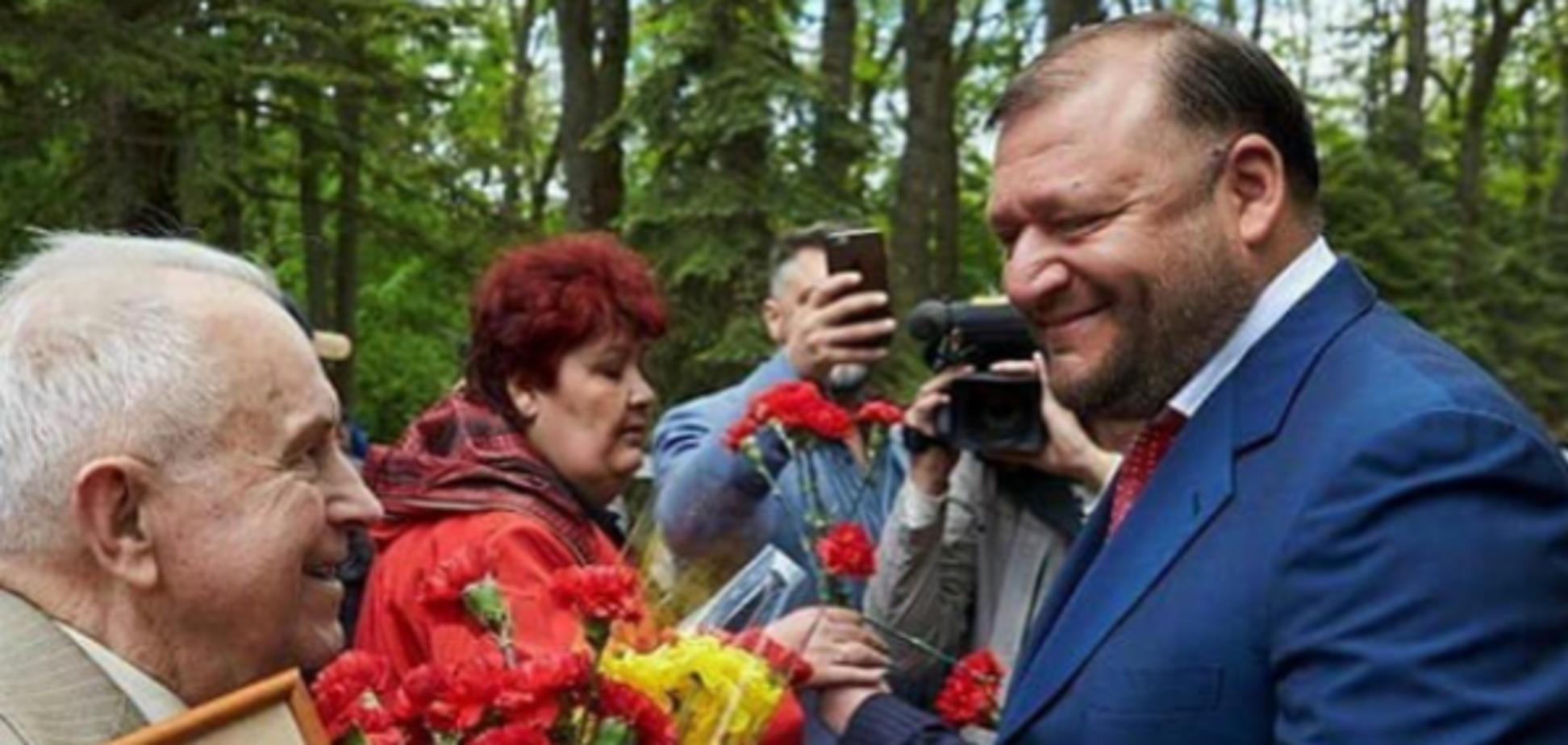 Михайло Добкін 9 травня