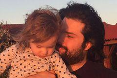 'Первые шаги в музыке': муж Мозговой поделился трогательным фото дочери