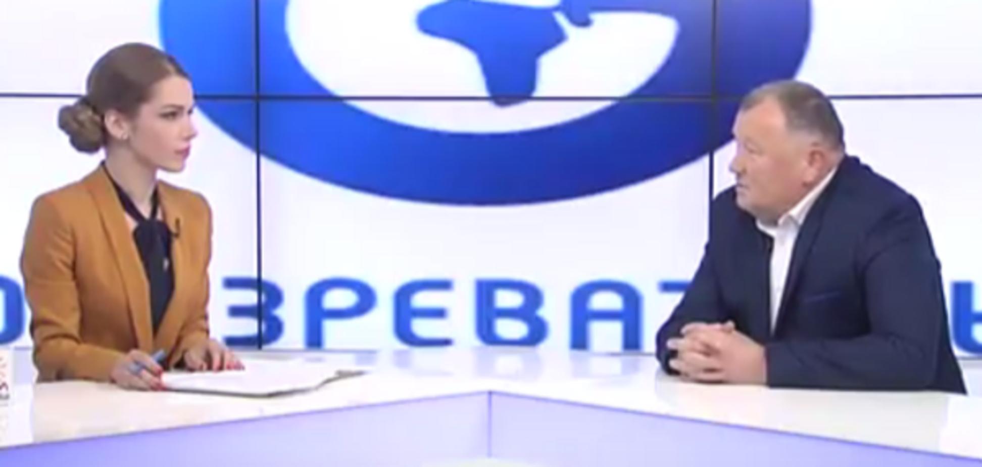 Чорноморська телерадіокомпанія, Михайло Апостол