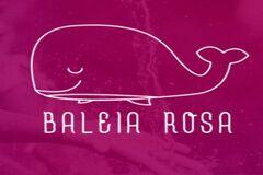 Розовый кит