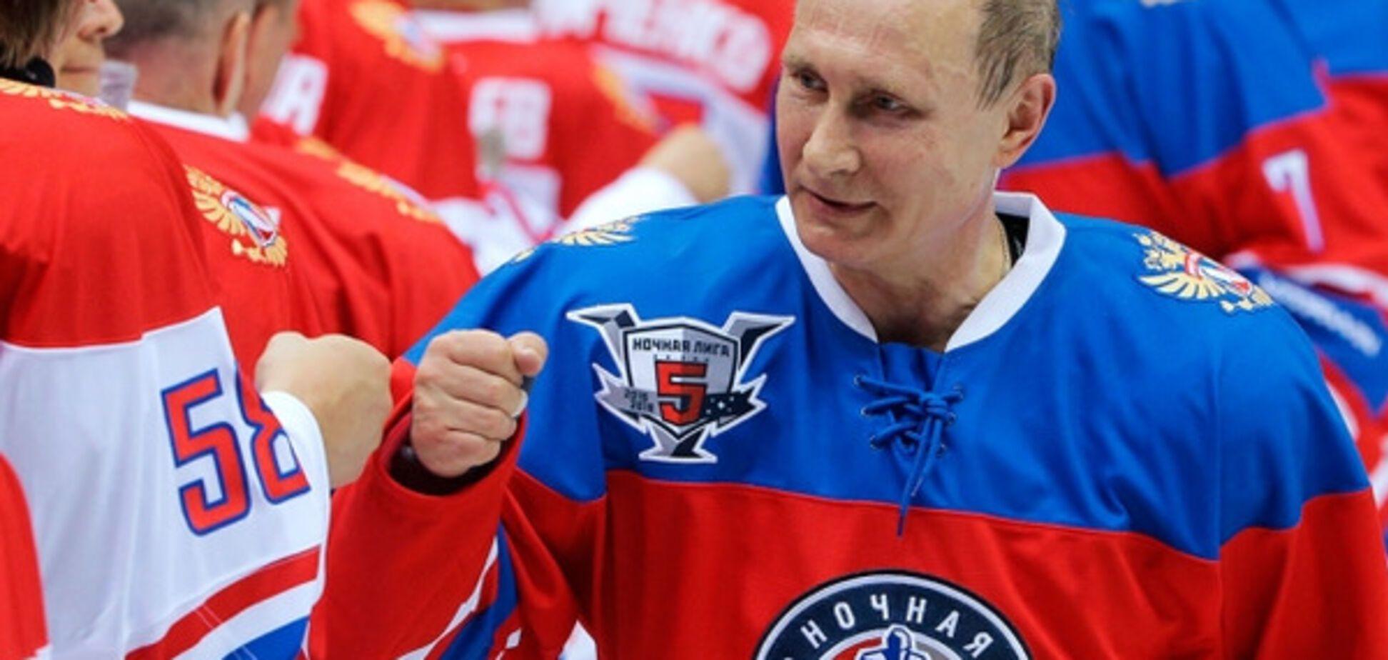 Очередная победа Путина и прочие ДНОвости