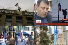 На Донбассе одиозный мэр-сепаратист отпраздновал безвиз с ЕС: фото и видео возмутило соцсети