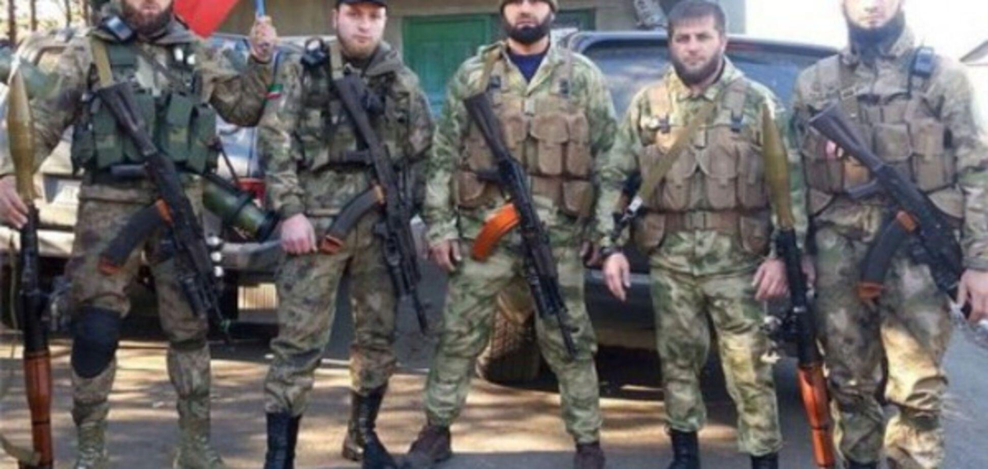 чеченці Донбас