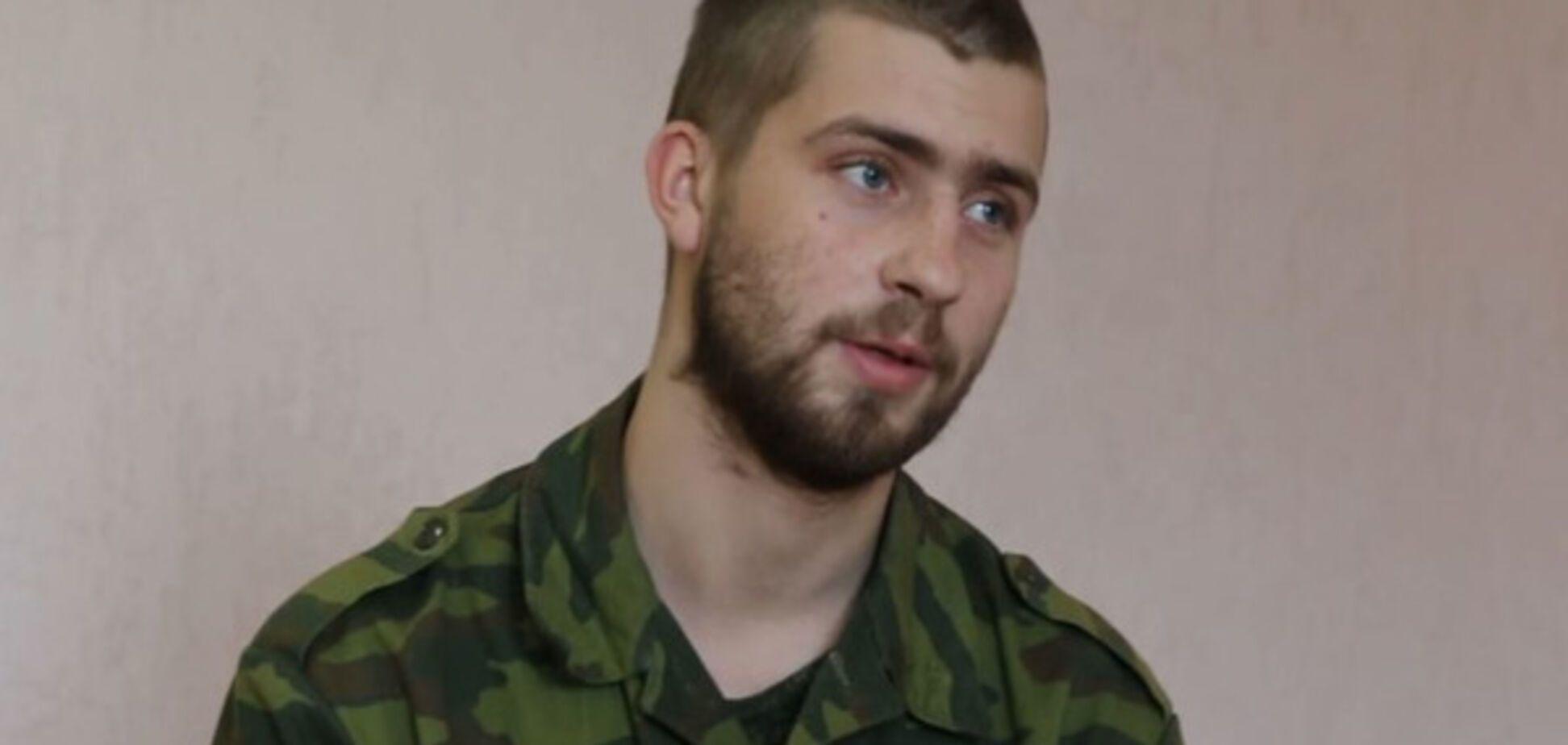контрактник, Україна, полон