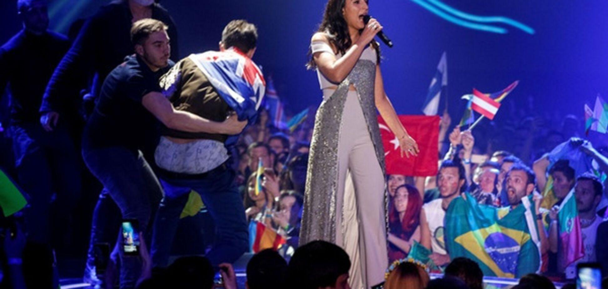 Джамала пранк Евровидение 2017