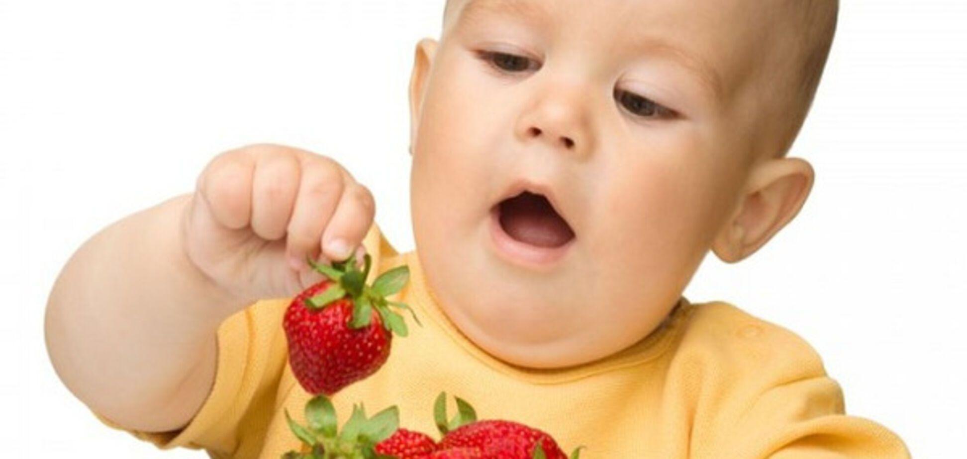 Клубника в детском рационе: польза и вред вкусной ягоды