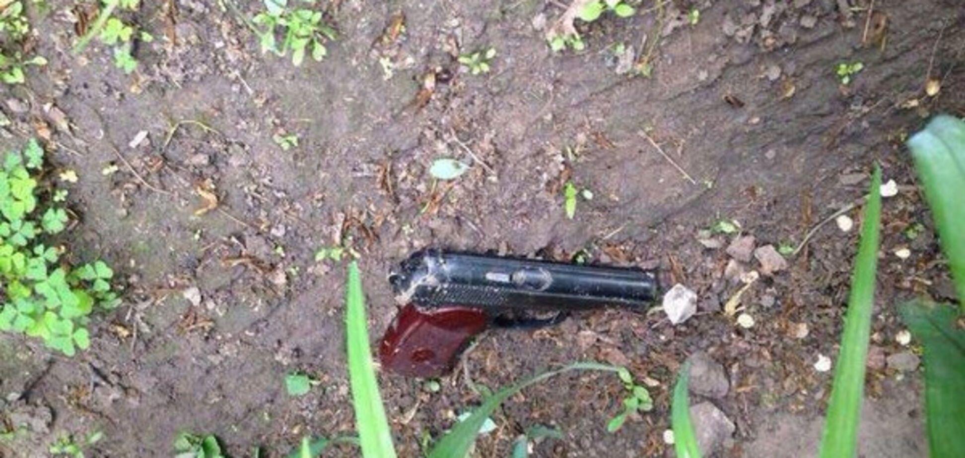 Стрельба в Каменском