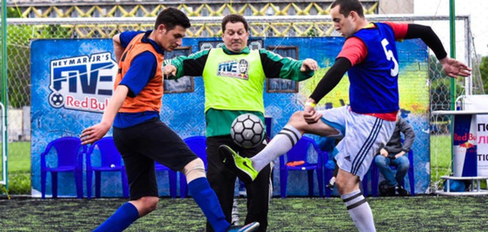 Iron Fists, Фрегат и Lynx представят Одессу  в Национальном Финале Neymar Jr's Five