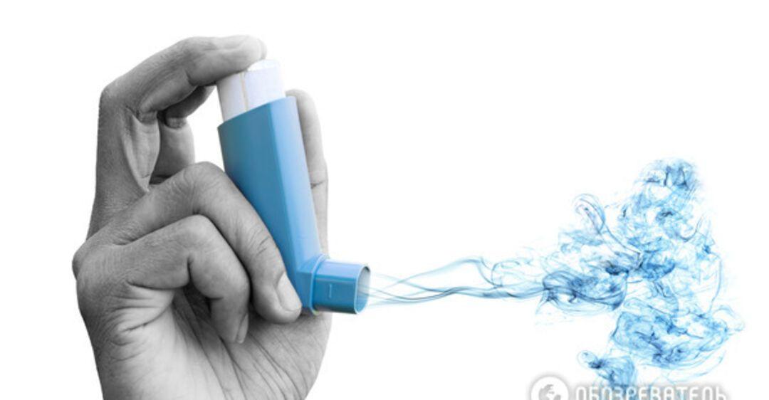 Приступ бронхиальной астмы: первая помощь