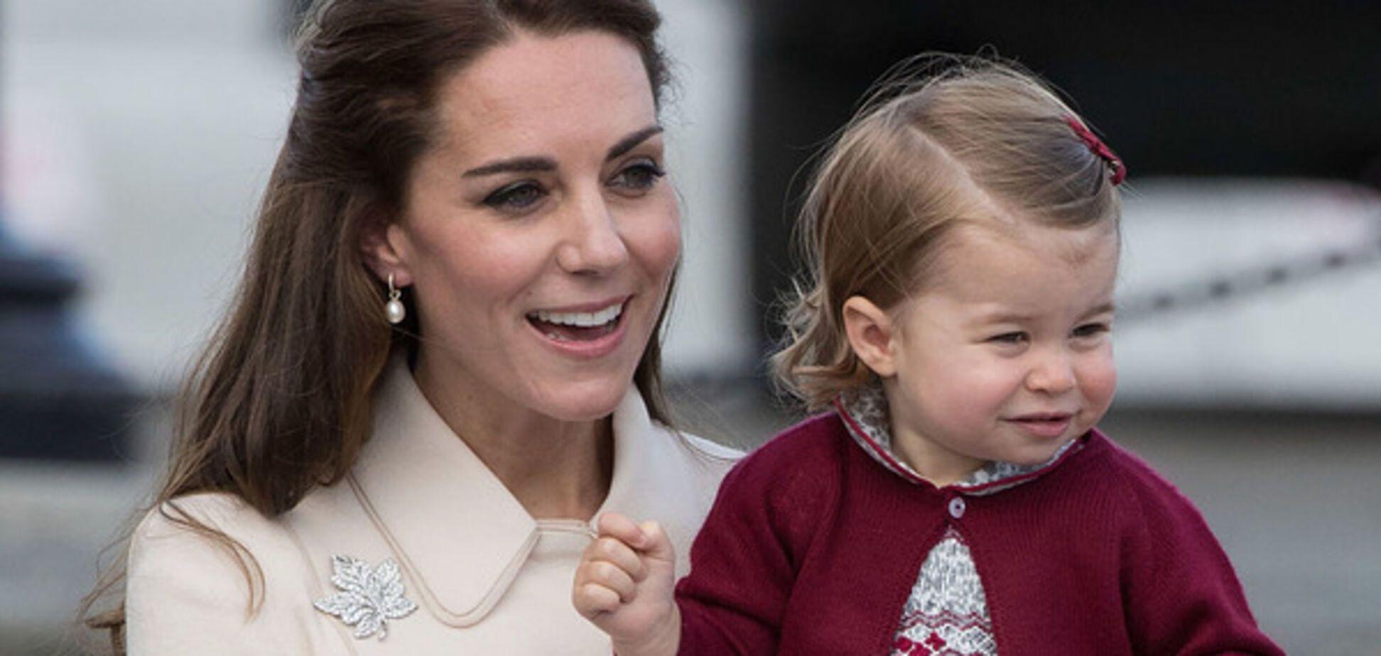 Не знаю, что от них ожидать: Кейт Мидлтон переживает за поведение детей на свадьбе сестры