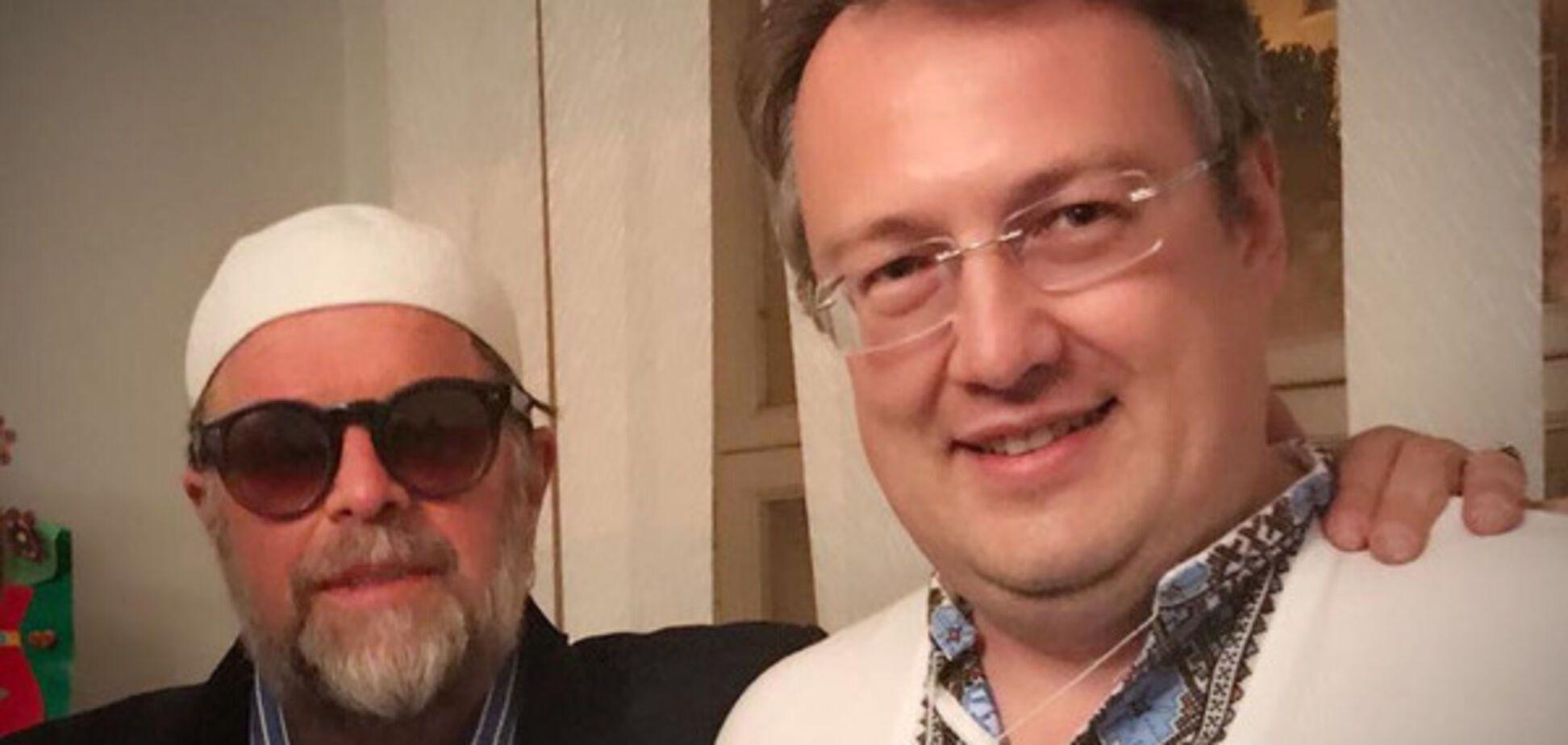 'Гребенщиков розуміє, що Крим - це не Росія': нардеп 'підставив' російську зірку