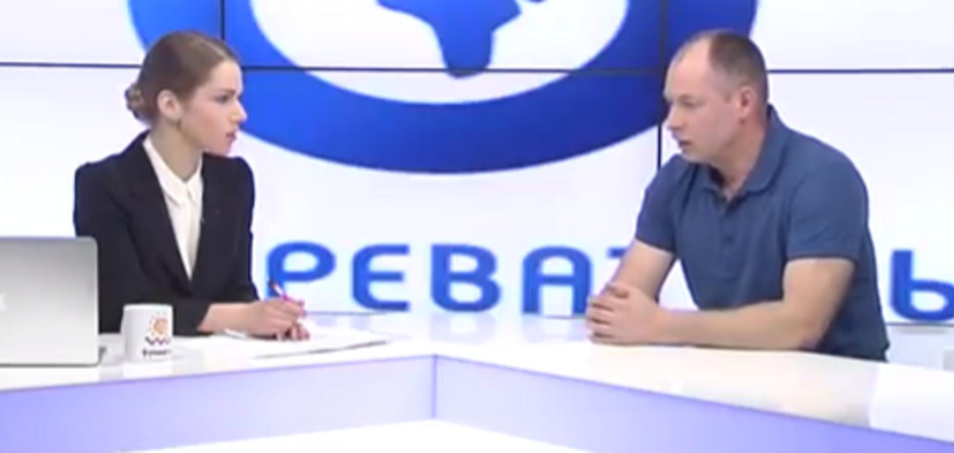 Чорноморська телерадіокомпанія, Олег Жданов
