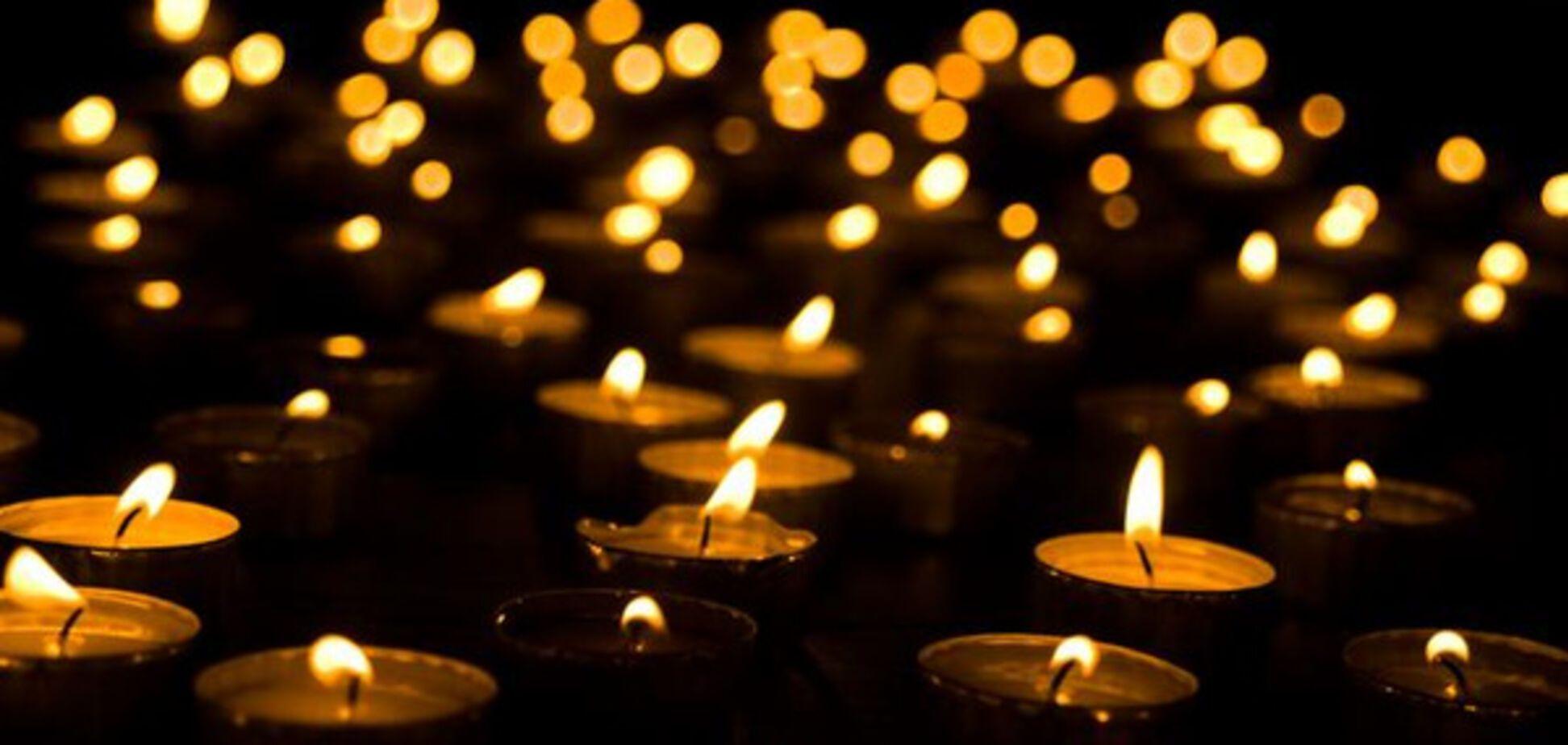 похоронні свічки