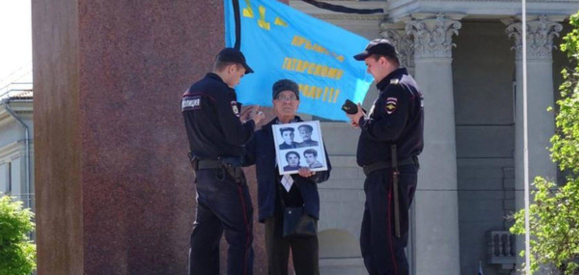 Задержания в Крыму