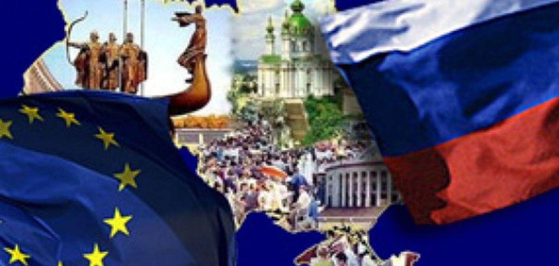 Украина в мире