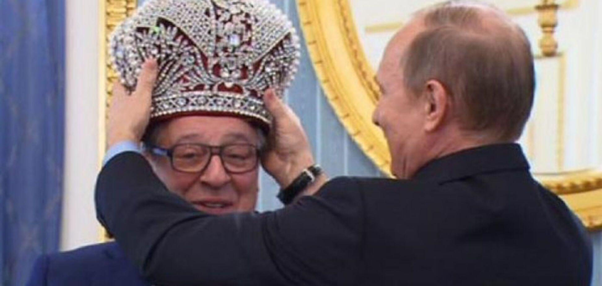 Геннадій Хазанов, Володимир Путін