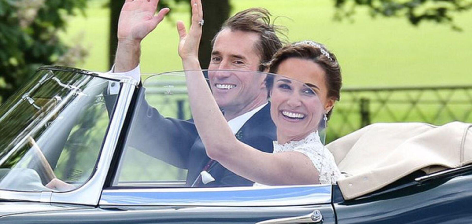 Принц Гаррі підірвав соцмережі знімками з весілля