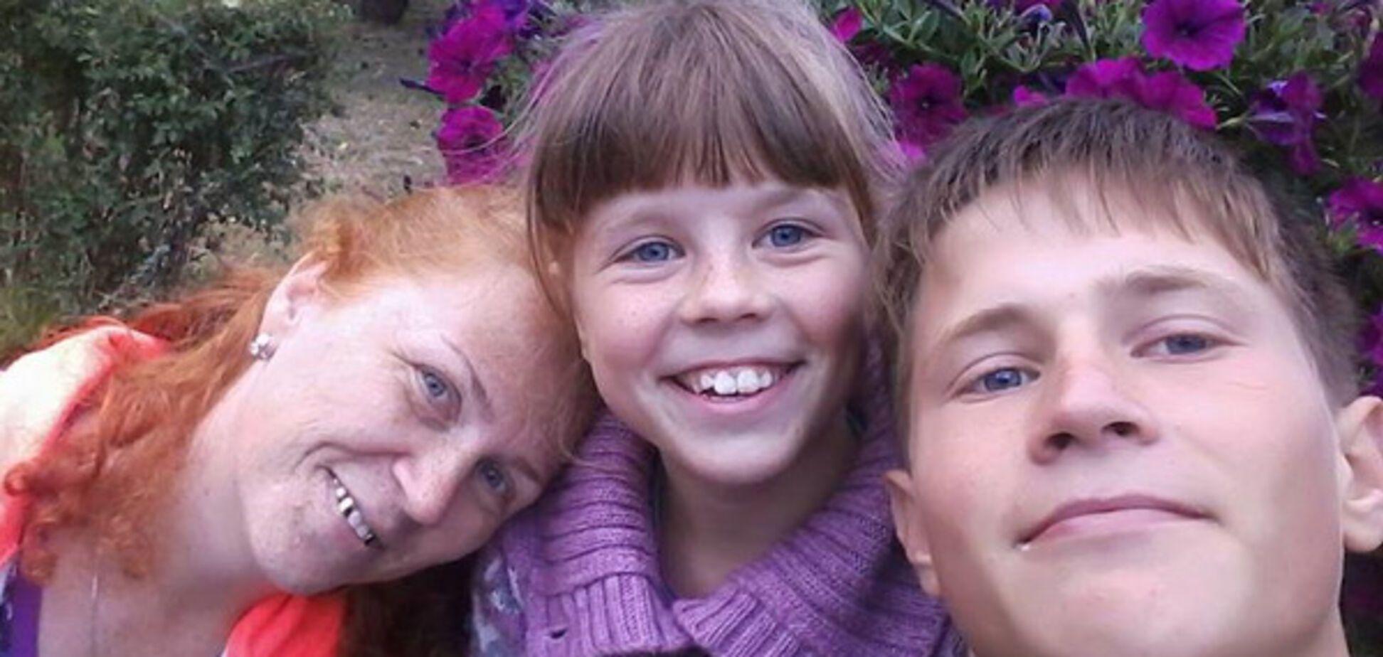 Онкобольная мать двоих детей: люди, не бросайте нас! Рак не заразен!