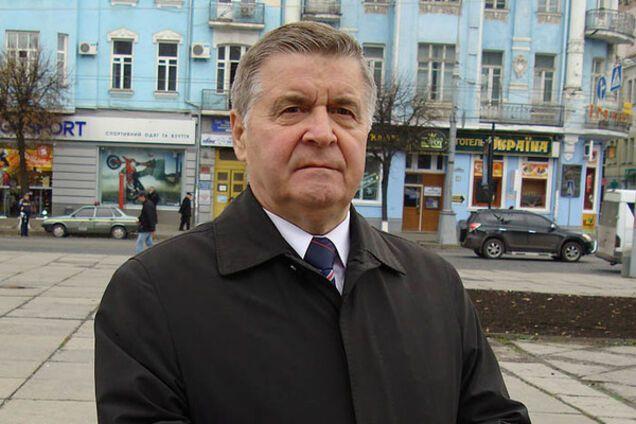 Украинские спецслужбы обвиняют бывшего депутата в работе на газету «Московский комсомолец».