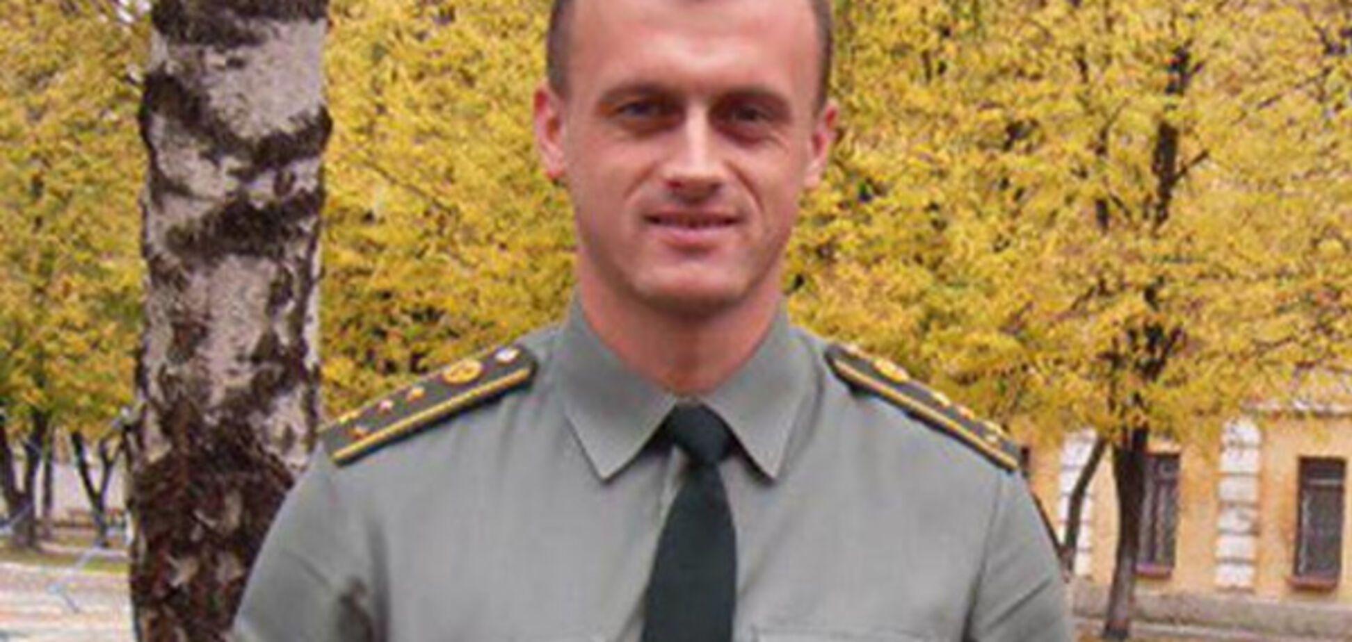 Леонід Полінкевич, загиблий комбат ЗСУ