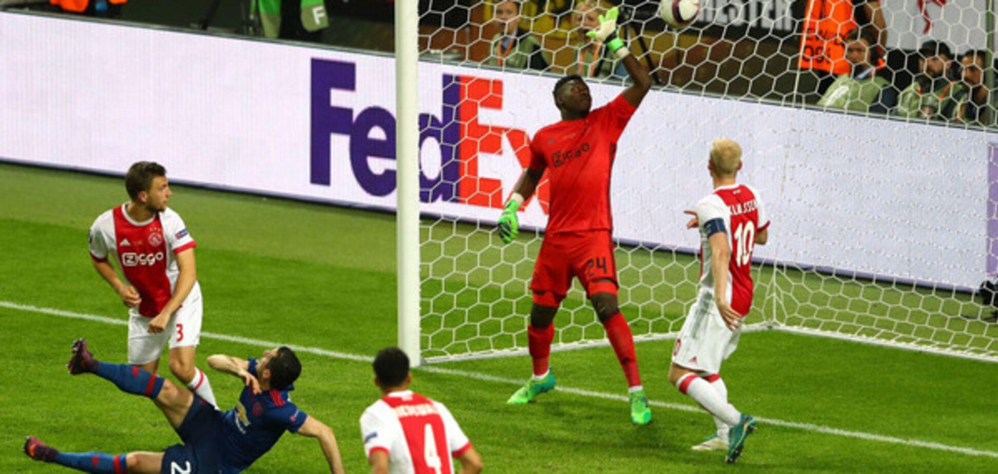 Манчестер Юнайтед Лига Европы