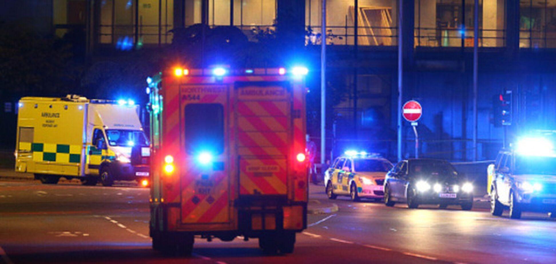 Теракт у Манчестері