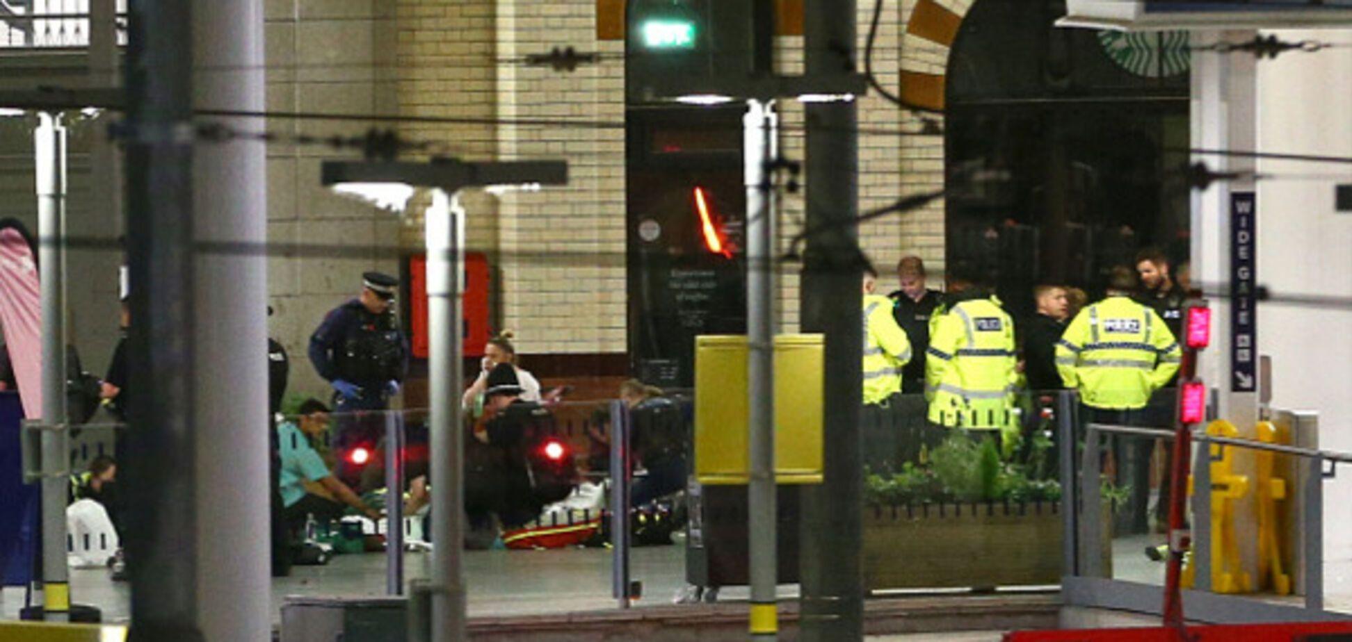 Взрывы в Манчестере