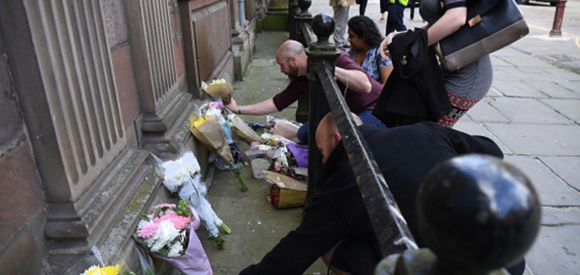 Жуткий теракт в Манчестере:опознана вторая жертва