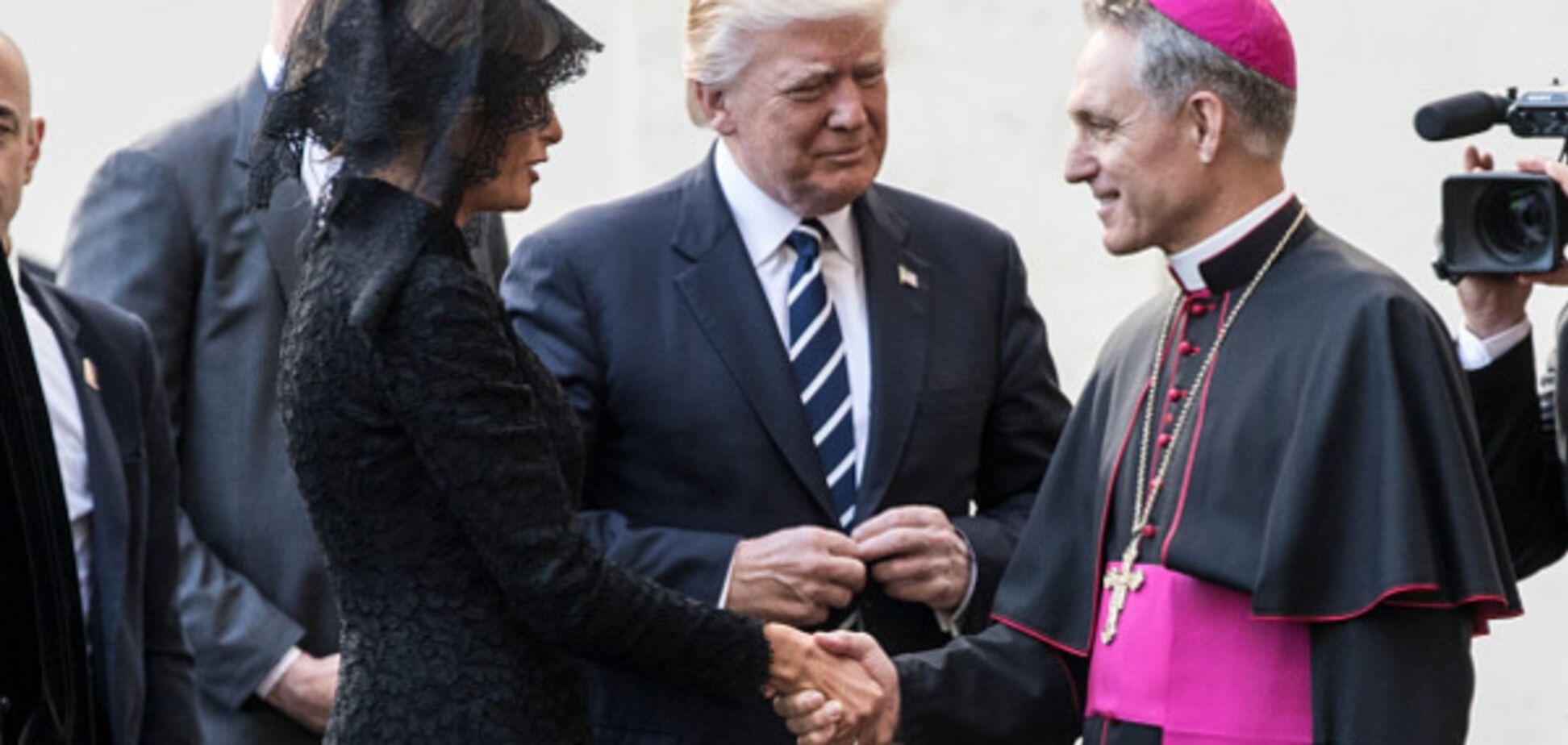 Зустріч Трампа з Папою Римським перетворили в анекдот