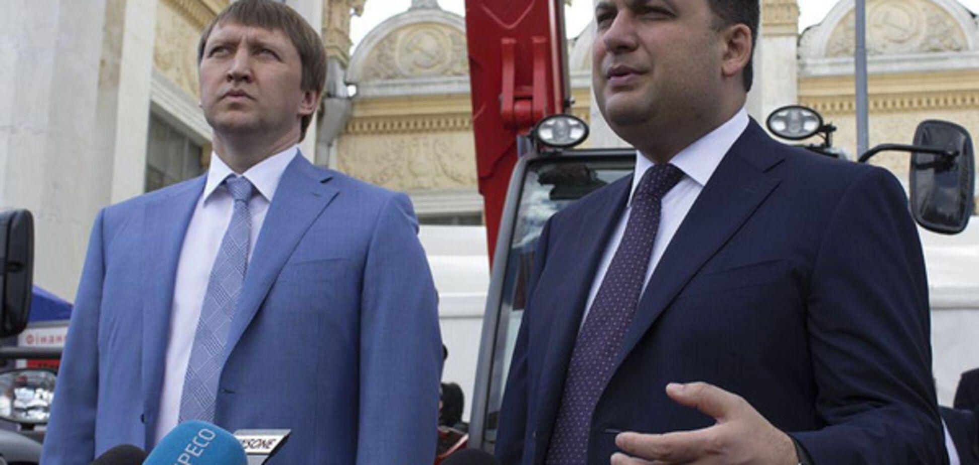 Гройсман озвучил свое решение по министру АПК