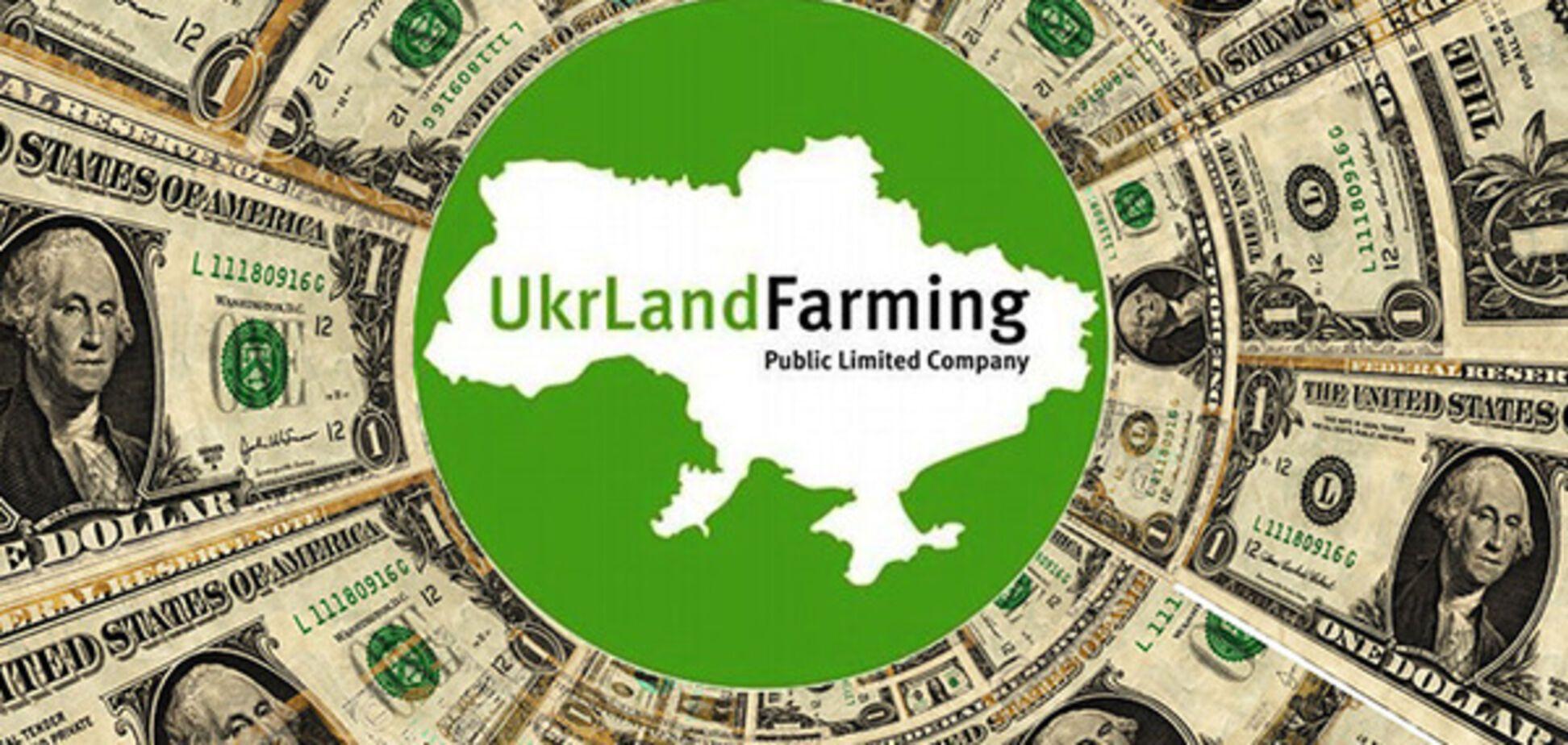 Несмотря на кризис: Бахматюк запланировал прибыль Ukrlandfarming на уровне 10-15%