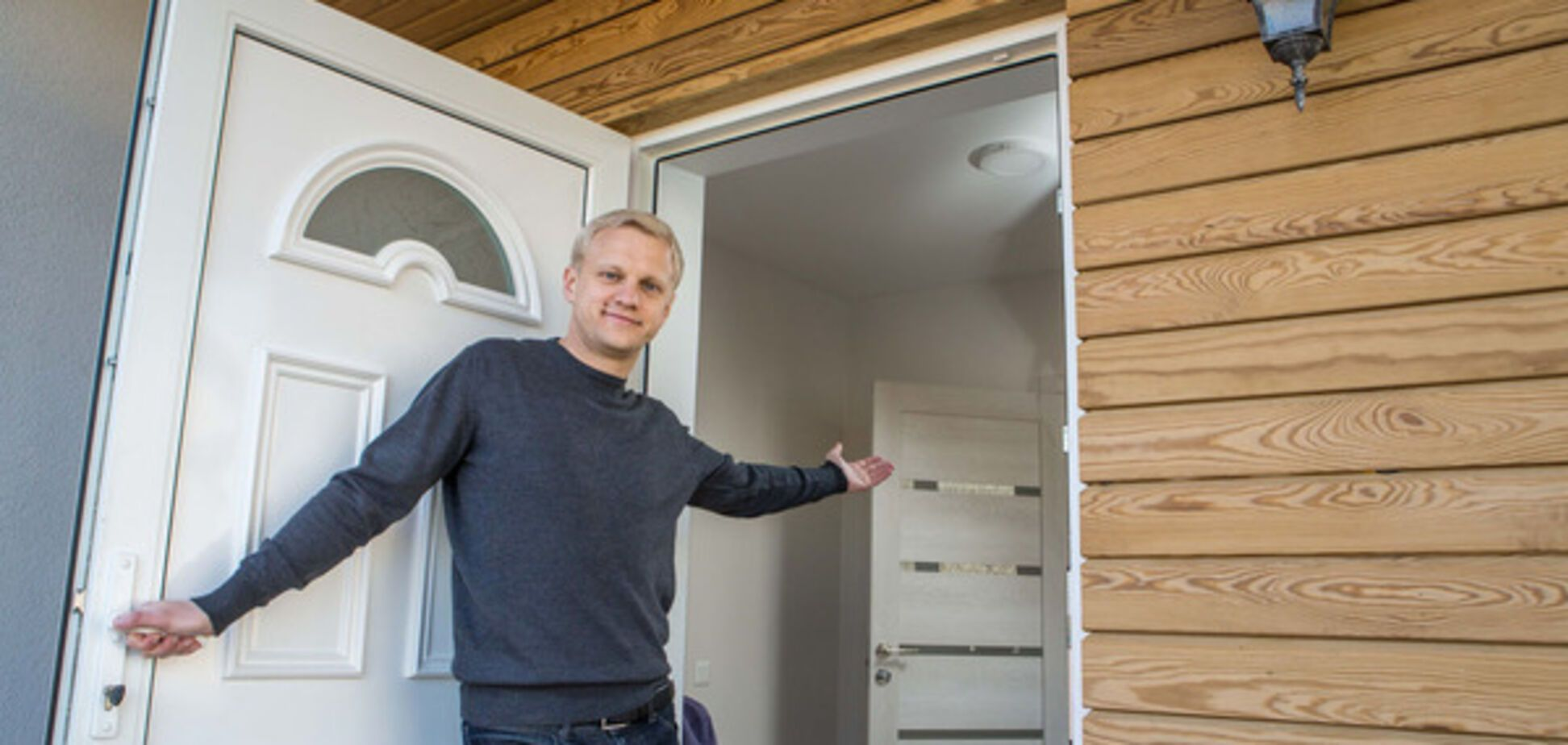 Один из главных антикоррупционеров Украины показал свой скандальный дом