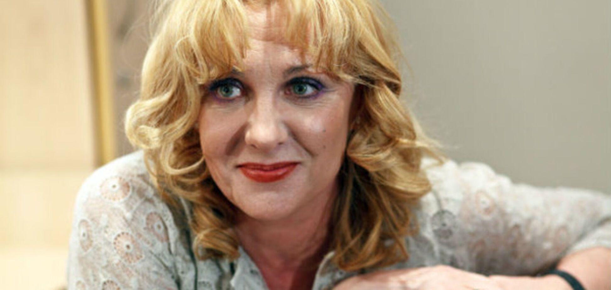 'Уже договорились': российская актриса рассказала, как поступит с запретом СБУ