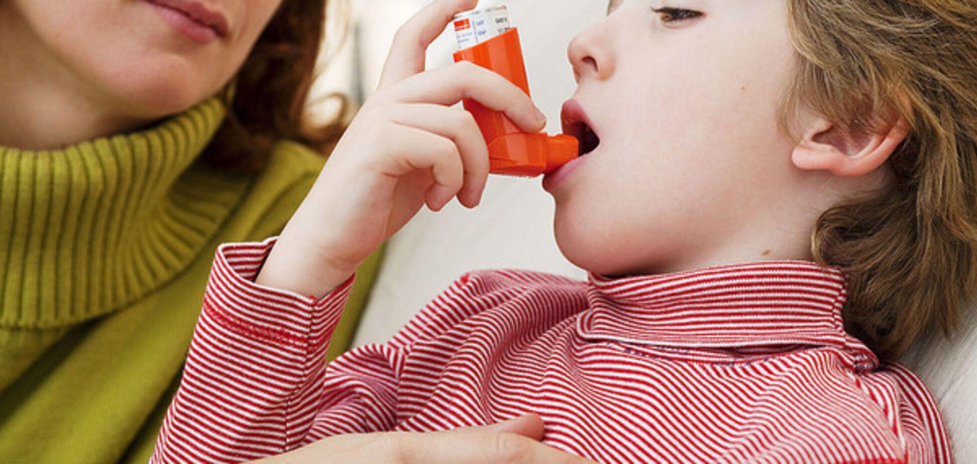 Астма у ребенка: советы родителям по выявлению признаков и управлению состоянием