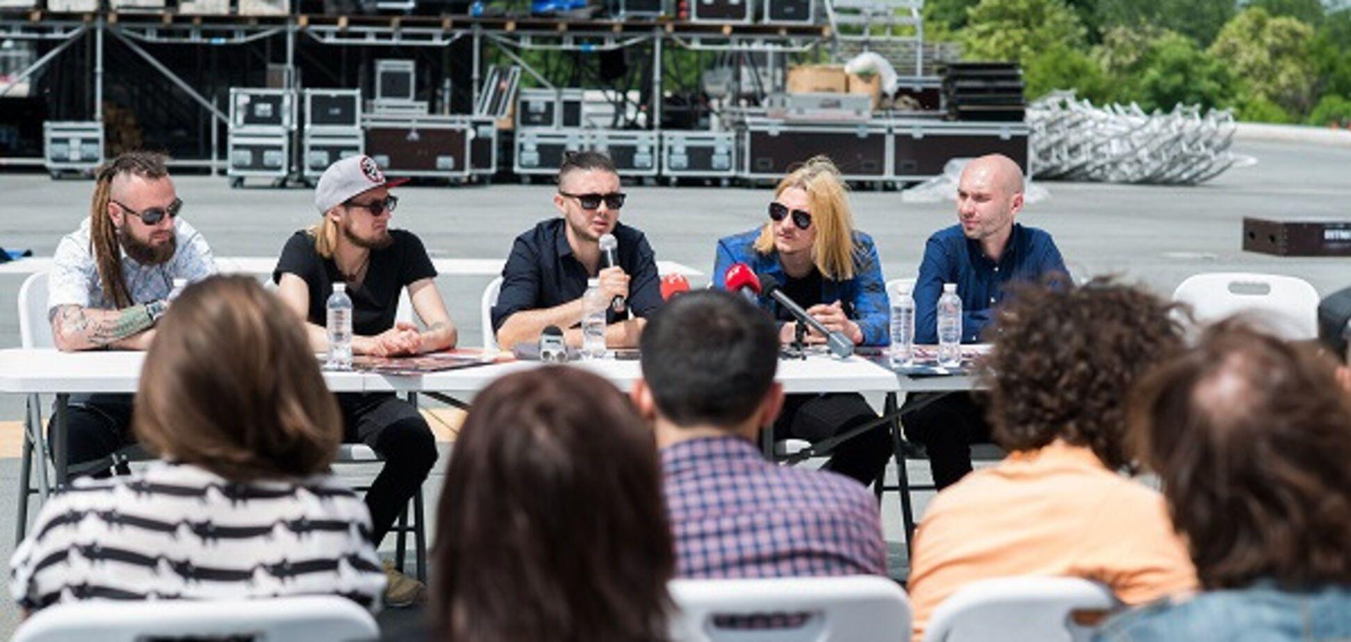 25 травня 'Антитіла' відіграють фінальний концерт Всеукраїнського туру 'Сонце'