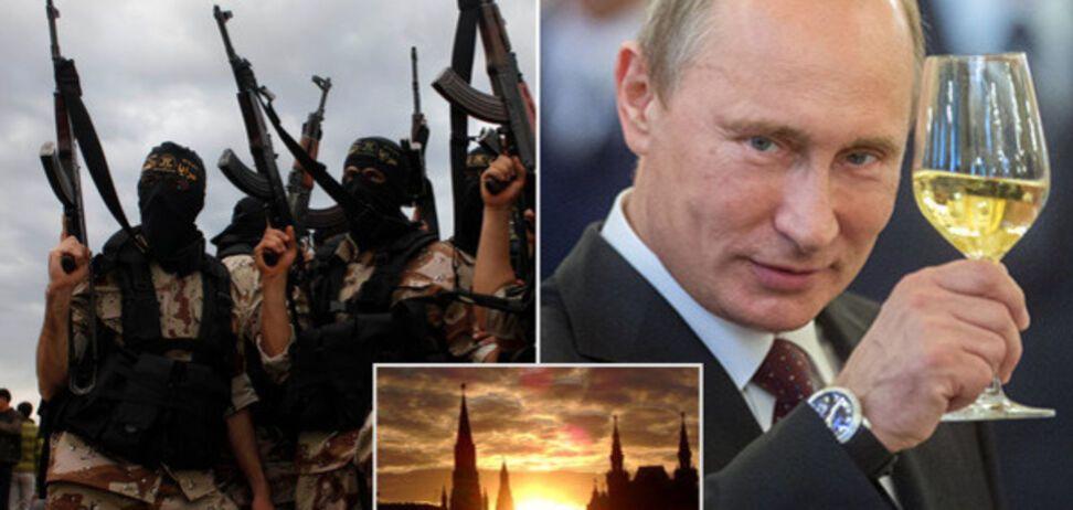 ИГИЛ, Владимир Путин