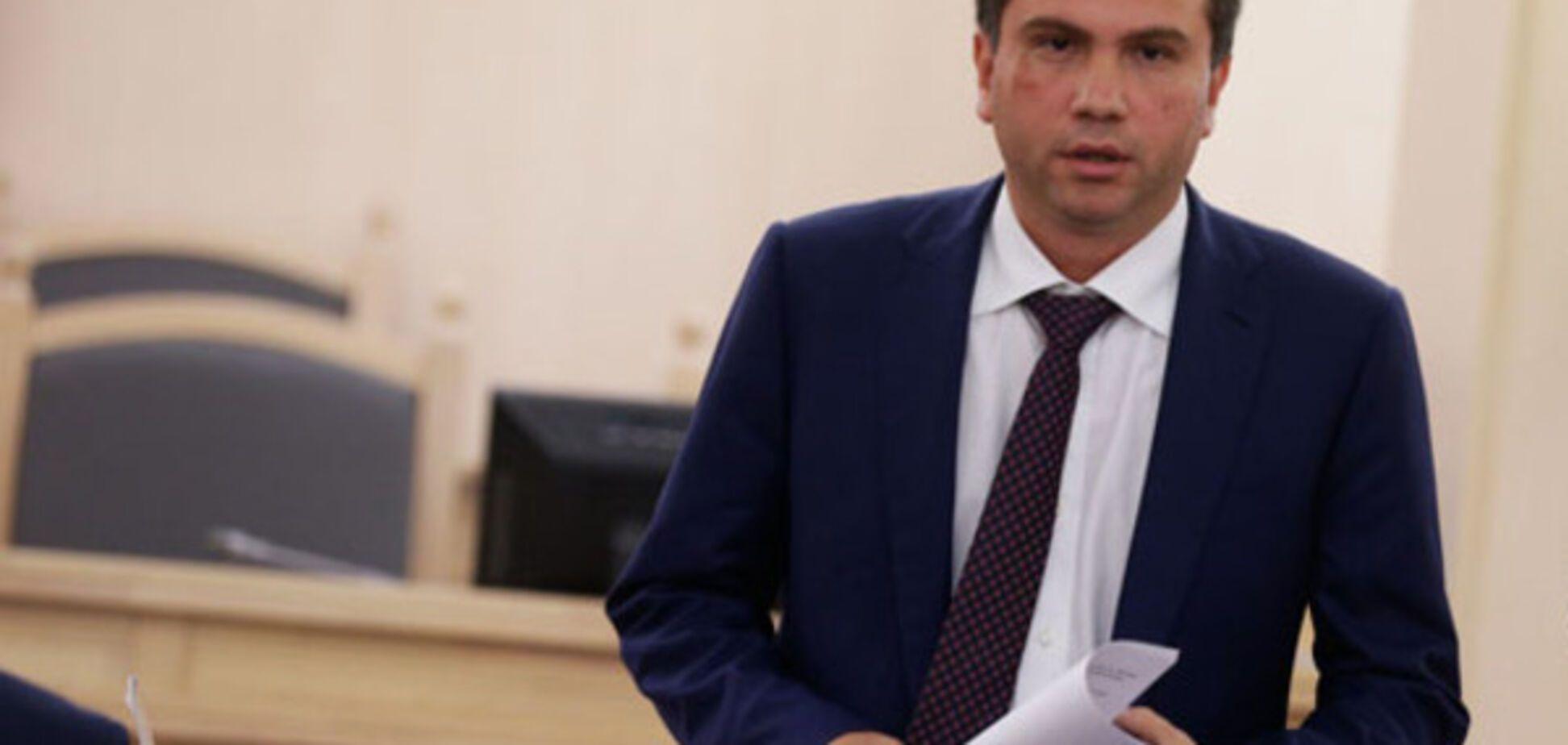 Председатель Окружного админсуда Киева Павел Вовк