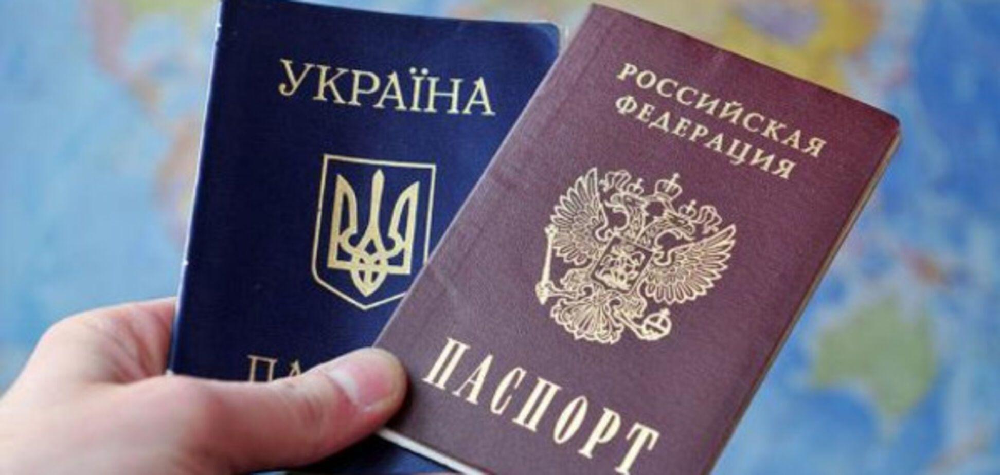 Візовий режим Україна і Росія