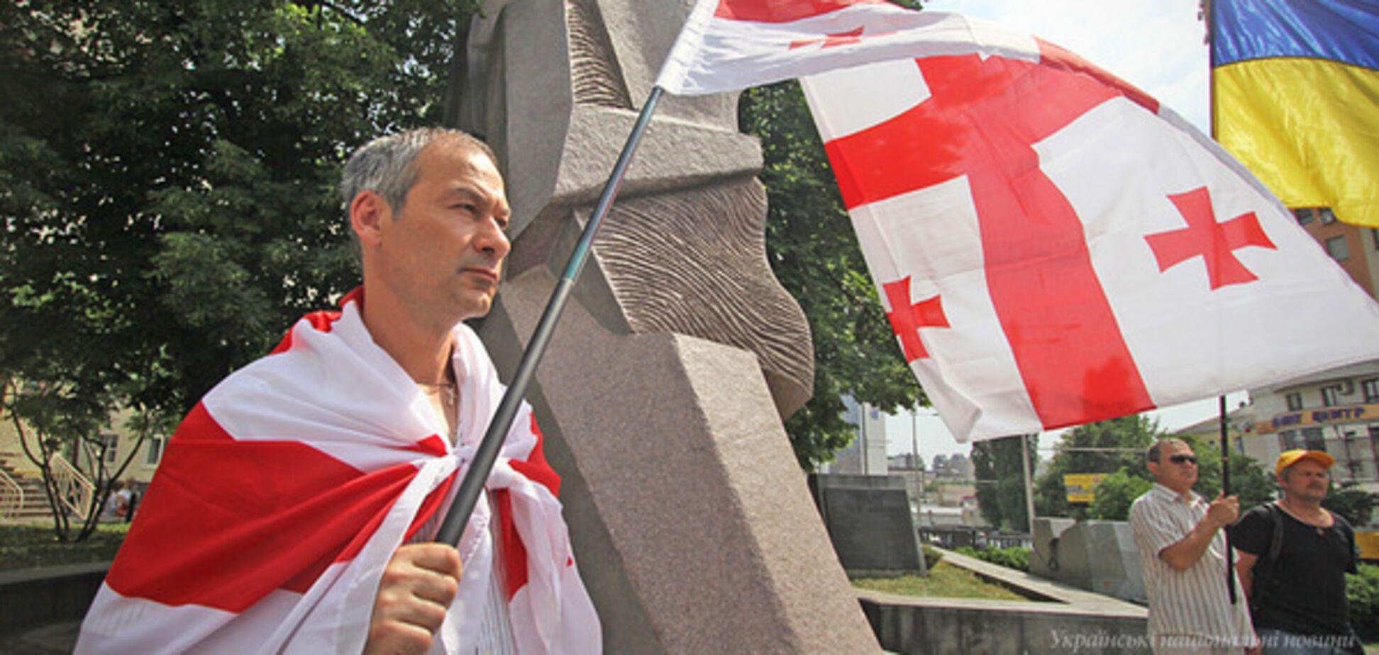 Грузия, день Независимости