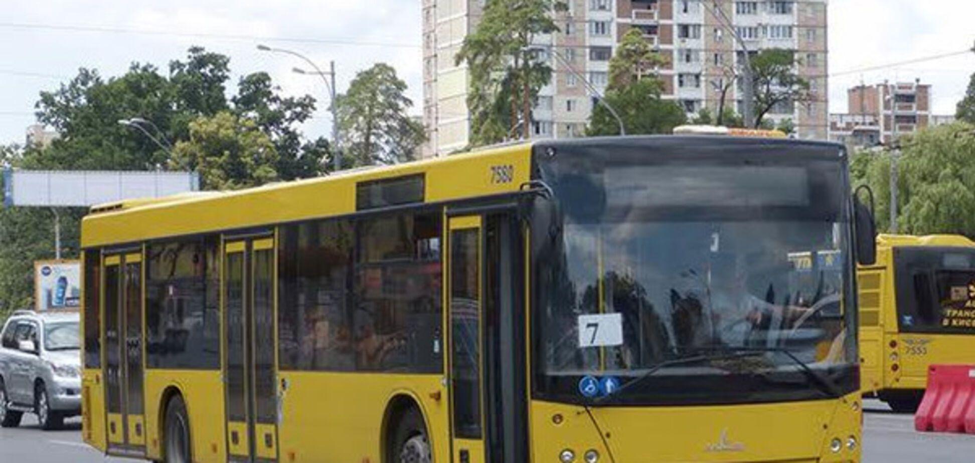 Запорожцам обещают заменить маршрутки автобусами на четырех маршрутах уже этим летом