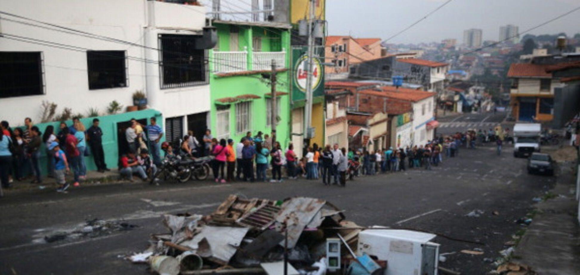протест, Венесуела