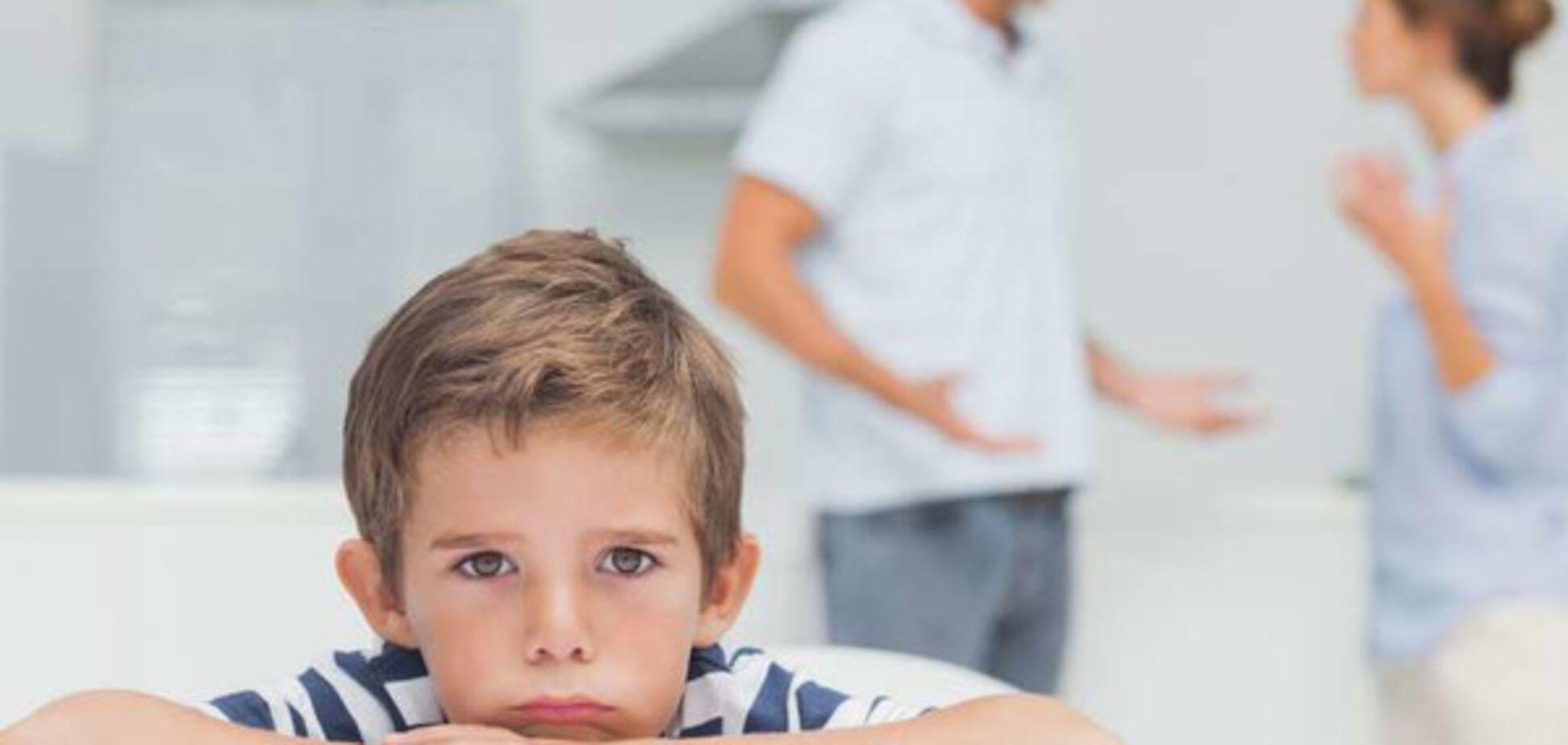 Ученые объяснили, как развод родителей влияет на здоровье детей