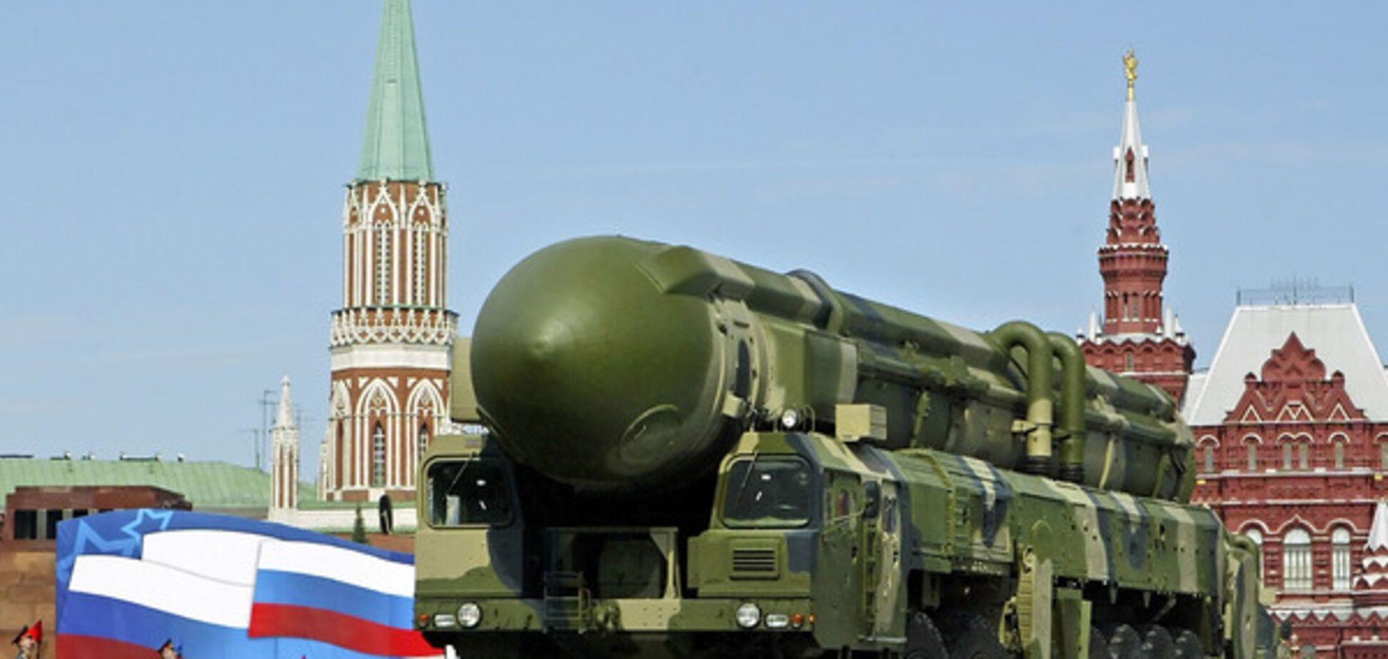 Россия, зброя