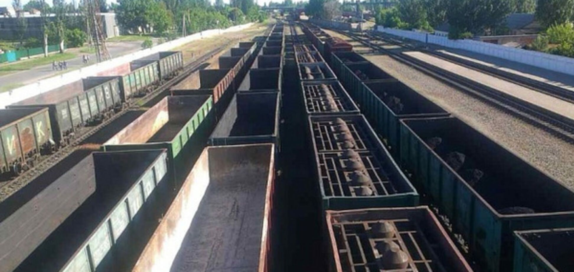 В Запорожской области поезд отрезал женщине ногу