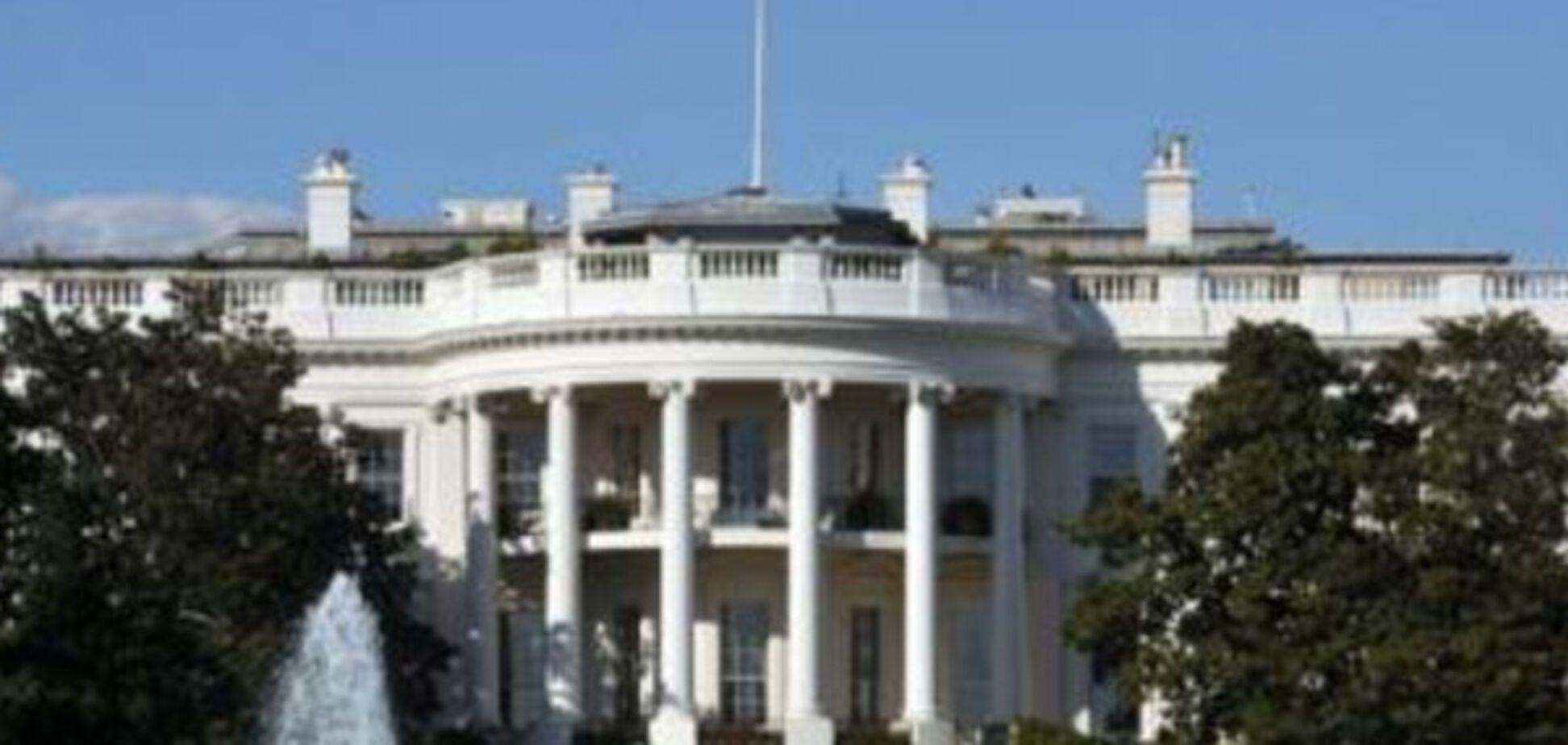 Ва*ник в Белом доме
