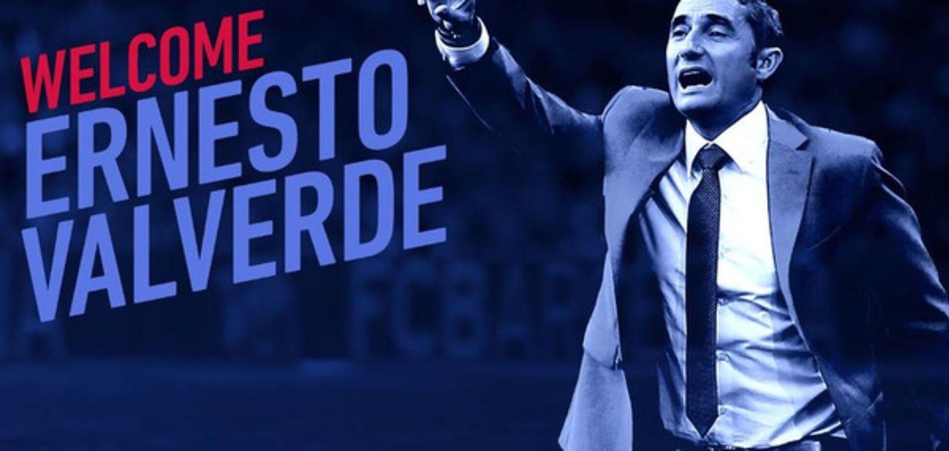 Офіційно: 'Барселона' отримала нового головного тренера