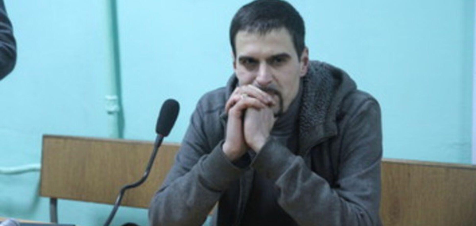 Экс-главред запорожской газеты осужден за укус правоохранителя (ВИДЕО)